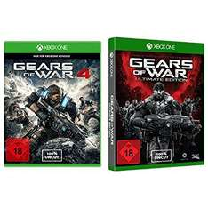 Gears of War 4 + Gears of War: Ultimate Edition [Xbox One]