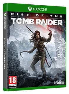 [ amazon.uk ]  Rise of the Tomb Raider (Xbox One) -25% unter Idealo