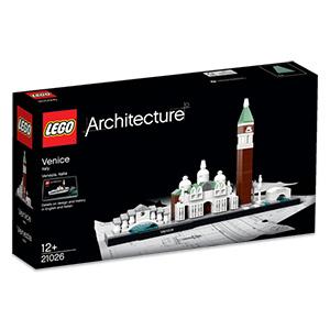 (Real online) LEGO Architecture 21026 Venedig bei Marktabholung nur 18,36 Euro
