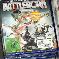 Battleborn PlayStation 4 Lokal Media Markt HH Oststeinbek