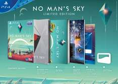 [Amazon WHD] No Man's Sky- Limited Edition (PS4)
