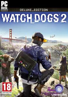 [GamesPlanet] Watch Dogs 2 - Deluxe Edition (Uplay Key PC)