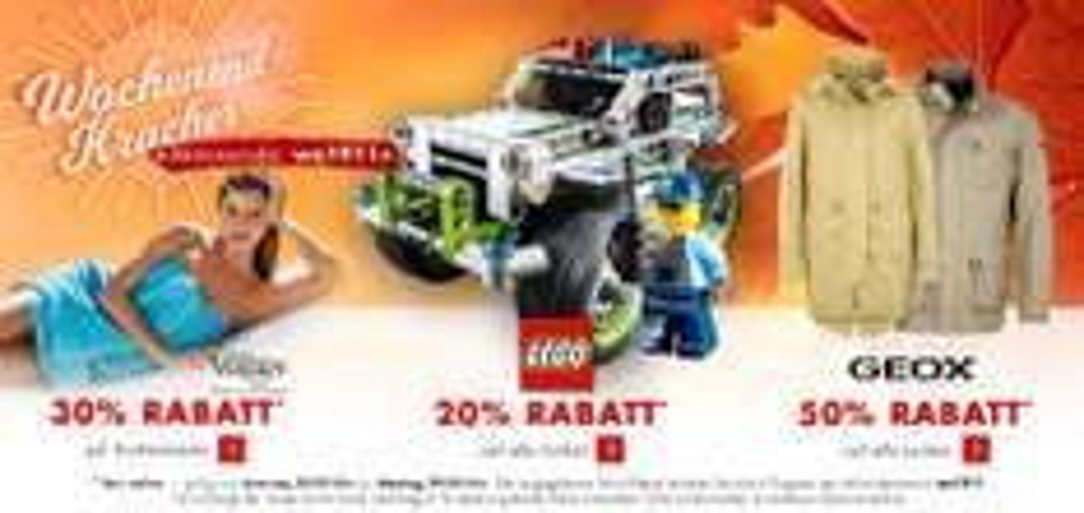 Karstadt.de, 20% auf Lego, einige Bestpreise, LEGO Technic 42055 Schaufelradbagger 165€