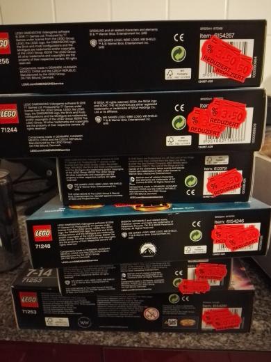 (Lokal Kaufland Darmstadt Weiterstadt) Lego Dimensionen Set Ausverkauf