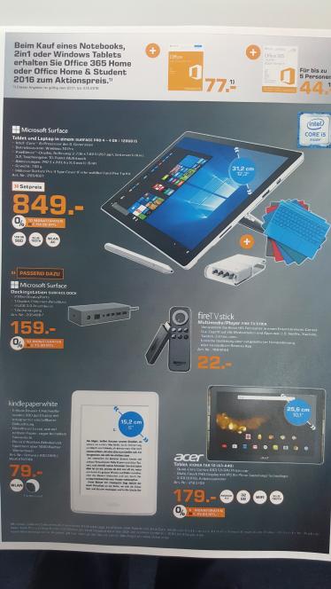 Saturn Heidelberg Amazon Fire TV Stick für 22€
