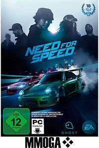 Need for Speed (2016) Origin Key (EU/DE)