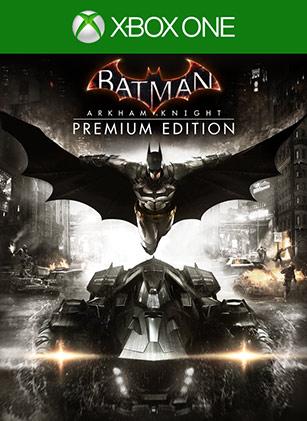 Batman - Arkham Knight - Premium Edition - Xbox One - Canada Store