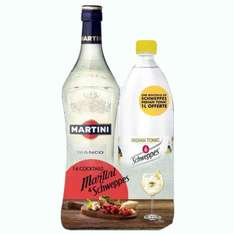 Martini Bianco & Schweppes bei Real in Wuppertal