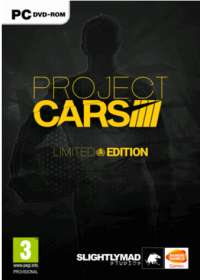 [Steam] Project CARS Limited Edition für 14,82€ @ CDKeys
