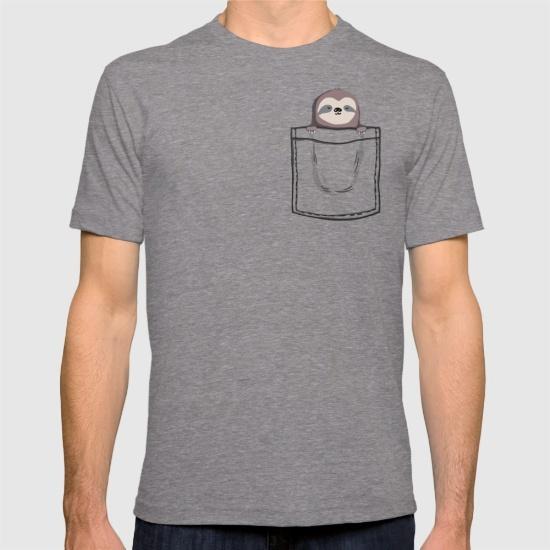 Society6: 15% Rabatt auf alles & VSK-frei (Versand aus USA) - viele witzige printed Designs auf T-Shirts und mehr