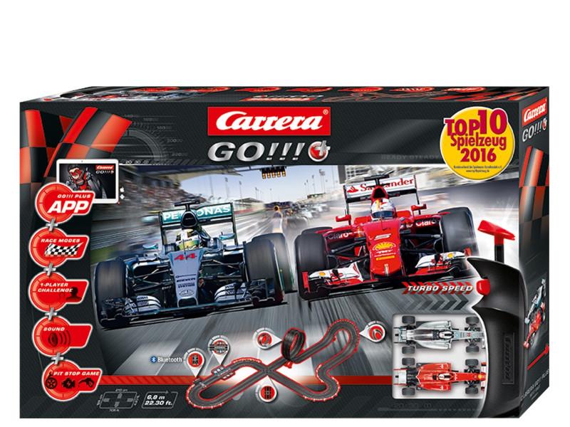 [INTERSPAR.at] Rennbahn Carrera GO!!! Plus Next Race für 78,82€