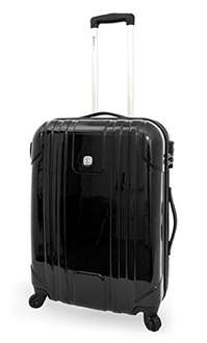 [@DC] Wenger PC-Light 4-Rollen Koffer 61 cm in schwarz