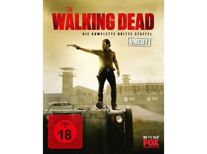 [BD] The Walking Dead Staffel 1-3 je 12.- inkl. VSK [Saturn Online]