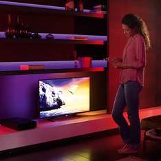 Philips Hue LightStrip+ 2 Meter (Basis Set ohne Bridge) für 56 € statt 67 €