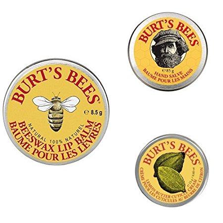 Burt's Bees Dreierbundle [Amazon Prime]