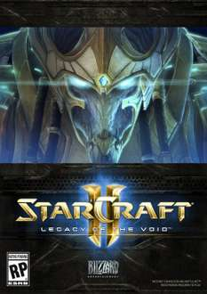 Starcraft II: Legacy of the Void (Retail) für 22,43€ [Amazon.com]