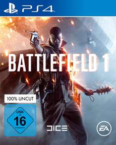 Battlefield 1 (PS4 / XBO) für je 39,97€ [Amazon]