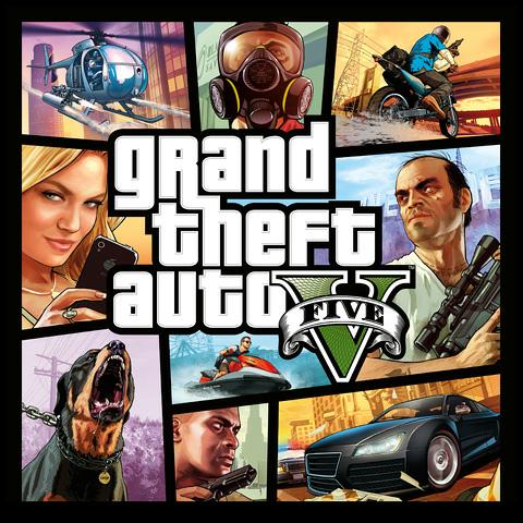 GTA 5 (PS4 / XBOX ONE)