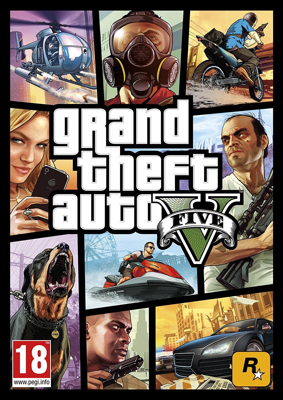 [amazon uk] GTA 5 PC