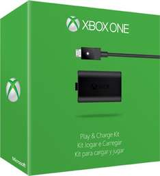 Xbox One Play & Charge Kit für 13€ versandkostenfrei [Saturn]