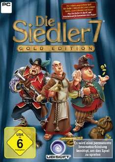 [amazon] [Uplay] [PC Download] Die Siedler 7 - Gold Edition > 4,50€