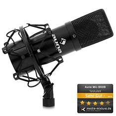 [Amazon] USB-Mikrofon Auna MIC-900B