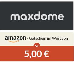 Spartanien: 5 Euro Amazon Gutschein für Anmeldung bei Maxdome