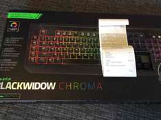 *Saturn Black Week* Razer Blackwidow Chroma Saturn Stuttgart [Königsbau] 99€