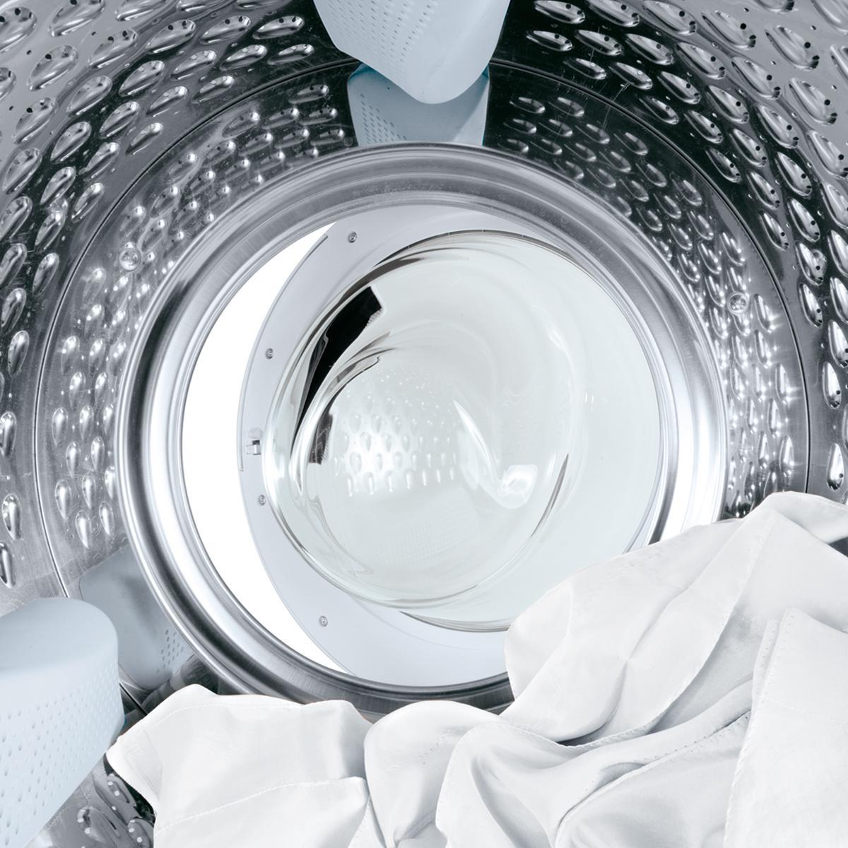 Siemens iQ500 Waschmaschine mit Lieferung bis zur Verwendungsstelle: A+++, iQdrive-Motor, sensorgesteuerte Waschprogramme, Nachlegefunktion
