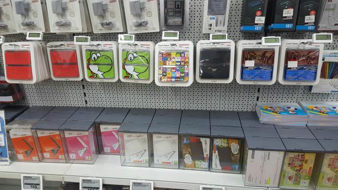 [LOKAL Dortmund] New 3DS Cover für 5€