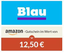 [Blau.de] Prepaid Karte Blau M 750 MB - 300 Min/SMS - 9,99 € mon. | eff. 2,51€ Gewinn