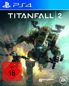 Titanfall 2 (29,99€) / Battlefield 1 (38,99€) PS4 & Xbox One [buecher.de]