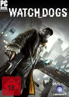 (Amazon) Watch Dogs (Uplay) für 5€