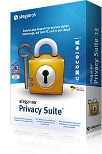 [Windows] Steganos Privacy Suite 17 kostenlos bei windowsdeal.com / via steganos Website