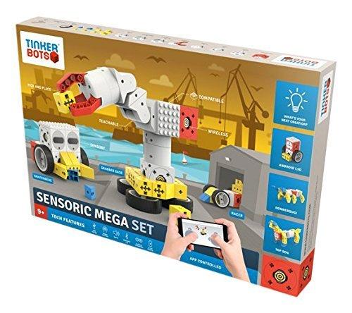 Tinkerbots Roboter Baukasten Sensoric Mega Set 319,55€ statt 469€ [Amazon Prime]