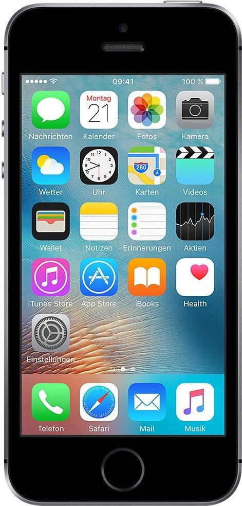 Apple iPhone SE 64GB silber oder spacegrau für 429,90€ [Kundenrückläufer] [Ebay]