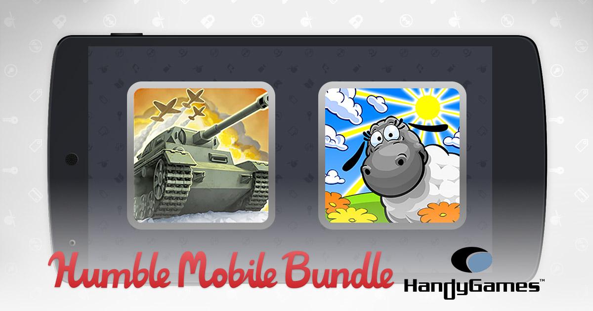 Handygames Bundle @ Humblebundle ab 94 Cent