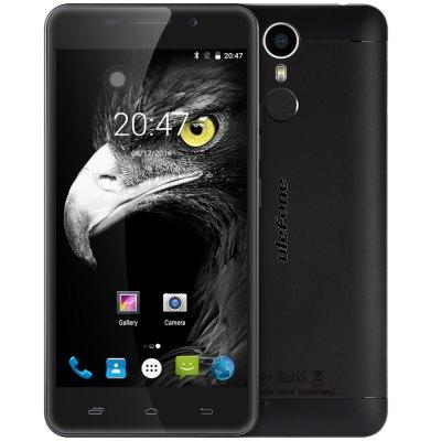 Ulefone Metal LTE + Dual-SIM (5'' HD IPS, MT6753 Octacore, 3GB RAM, 16GB eMMC, 8MP + 2MP Kamera, Fingerabdruckscanner, 3050mAh, Android 6) für 89,96€ [Gearbest]