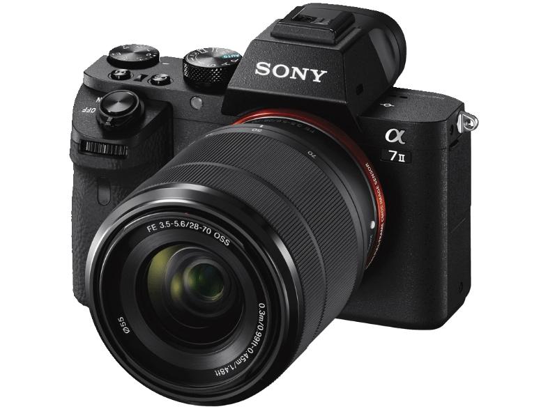 Sony Alpha 7 Mark II inkl. 28-70mm Objektiv für 1699 - shoop möglich UPDATE: Amazon zieht mit!