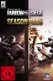 [Amazon] Tom Clancys Rainbow Six Siege Season Pass [Uplay - Code]