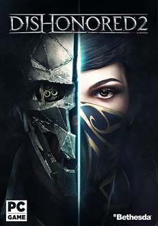 Dishonored 2 (EUR 33,99) Steam PC-Code [amazon.de]