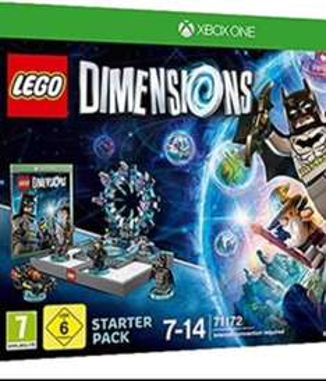 Lego Dimensions für PS, xbox und Wii U bei Amazon