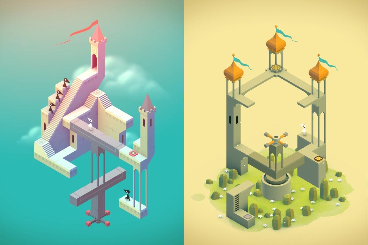 Monument Valley (Android) für 0,50€ [Play Store] bzw. kostenlos über [Amazon Underground]