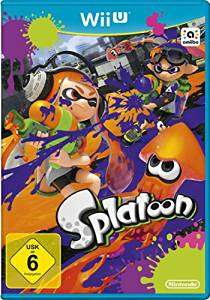[AMAZON] Splatoon - Standard Edition Wii U