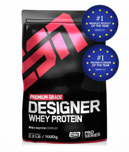 ESN Designer Whey [15,92€/kg] bei fitmarkt +1 Gratis Aktion bei verschiedenen Supplements