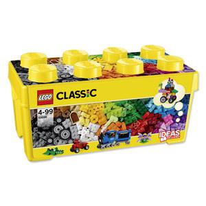 """""""Ironie an"""": Super 4ct. gespart LEGO, 10696 Mittelgrosse Bausteine-Box"""
