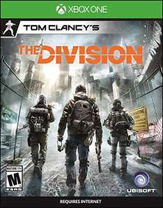 amazon.com / PC / XBOX ONE / PS4 / Tom Clancy's The Division für 14,92€ [ Versand nach Deutschland]