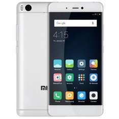 "Xiaomi Mi 5S SILBER International Edition 5.15"": FHD Display, Snapdragon 821, 3GB RAM, 64GB Speicher, Fingerprint Scanner, Type-C für 289,81€ @Gearbest [Priority Line] [KEIN LTE BAND 20!]"