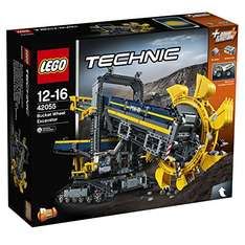 Lego Technic Schaufelradbagger 42055 für ca. 159€