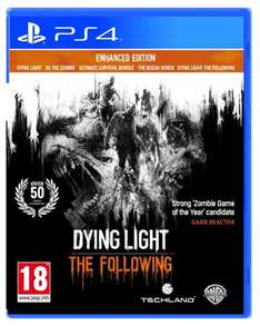 (Base.com) Dying Light: The Following - Enhanced Edition (PS4/Xbox One) für 17,46